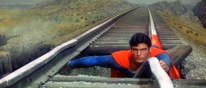 Superman Railway Line